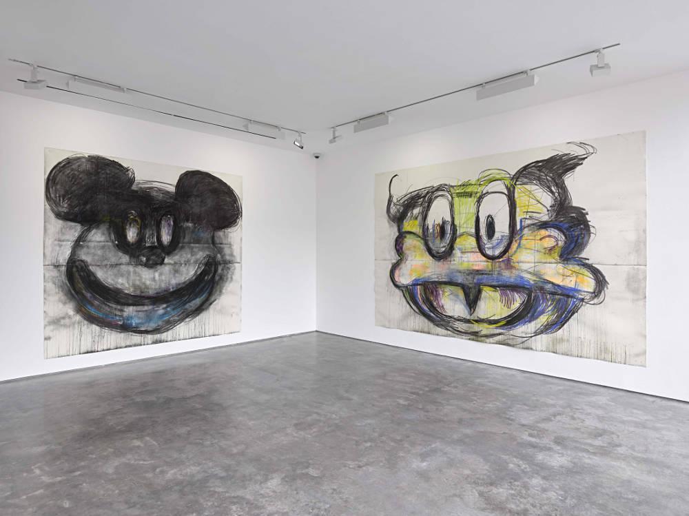 Lisson Gallery Joyce Pensato 5