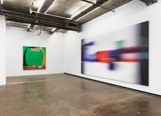 From GalleriesNow.net - Mark Flood: Google Murder-Suicide @Maccarone, Greenwich St, New York