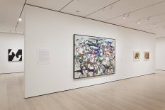 From GalleriesNow.net - Making Space: Women Artists and Postwar Abstraction @MoMA, New York, New York