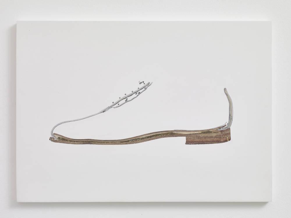 Oliver Beer, A Shoe I Wore, 2017