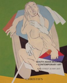 From GalleriesNow.net - South Asian Modern + Contemporary Art @Christie's London, King Street, London