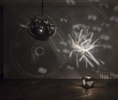From GalleriesNow.net - Otto Piene: Light Ballet @Sprüth Magers, Oranienburger St, Berlin