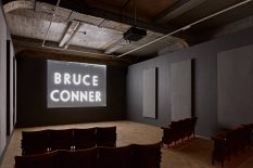 From GalleriesNow.net - Bruce Conner: A MOVIE @Thomas Dane Gallery, London