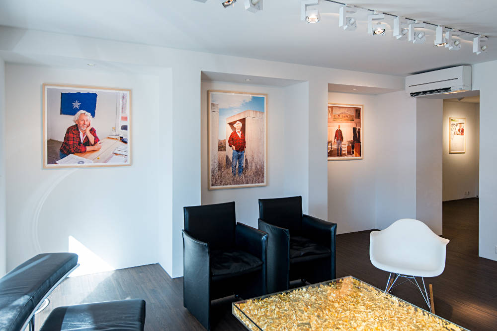 Galerie Gmurzynska Zurich Laura Wilson 2