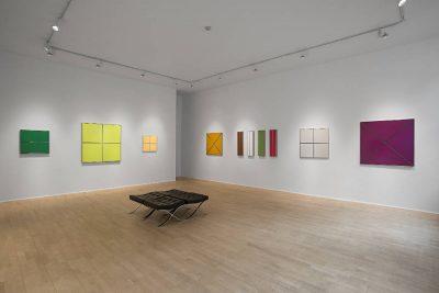 From GalleriesNow.net - Tadaaki Kuwayama: Radical Neutrality @The Mayor Gallery, London West End