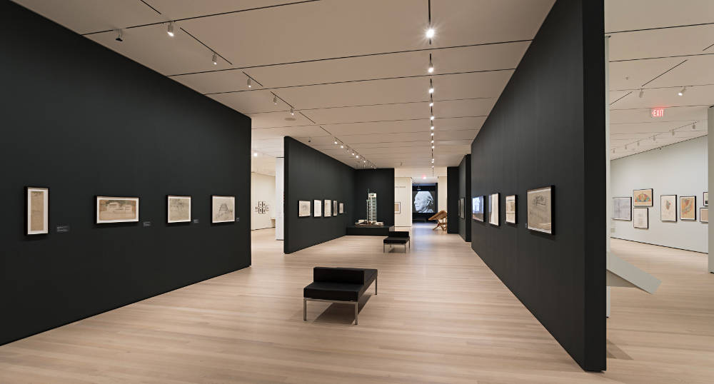 MoMA Frank Lloyd Wright at 150 1