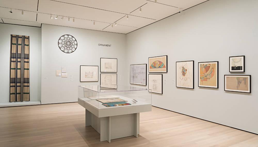 MoMA Frank Lloyd Wright at 150 2