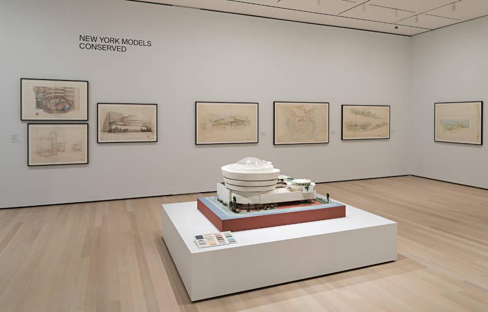 MoMA Frank Lloyd Wright at 150 3