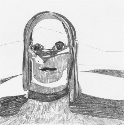 From GalleriesNow.net - Nicola Tyson: Beyond the Trace @Drawing Room, London