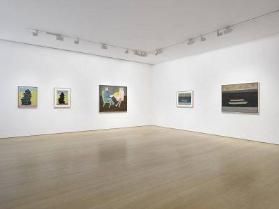 From GalleriesNow.net - Milton Avery @Victoria Miro Mayfair, London West End