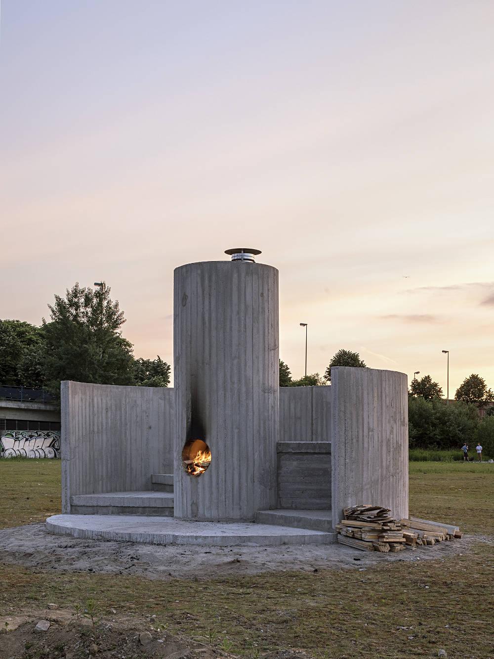 Skulptur Projekte Oscar Tuazon 2