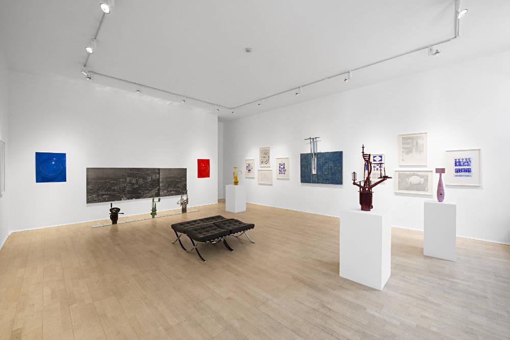 The Mayor Gallery Stano Filko 1