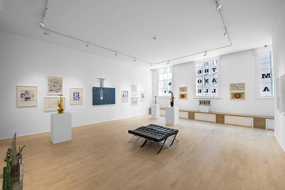 The Mayor Gallery Stano Filko 4