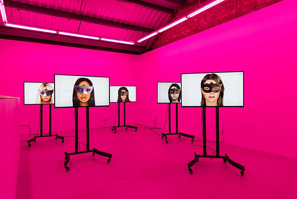 Annka Kultys Gallery Mediengruppe Bitnik 1