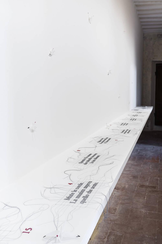Galleria Continua San Gimignano Sabrina Mezzaqui 1