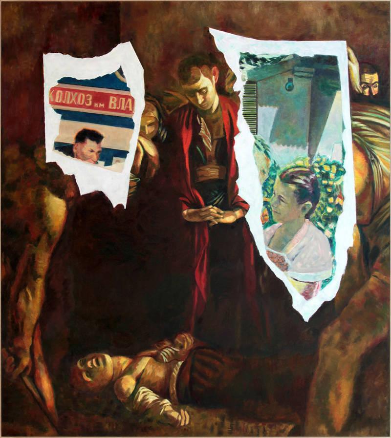 Exclusive 360 – Ilya Kabakov: New Paintings at Galerie Thaddaeus Ropac