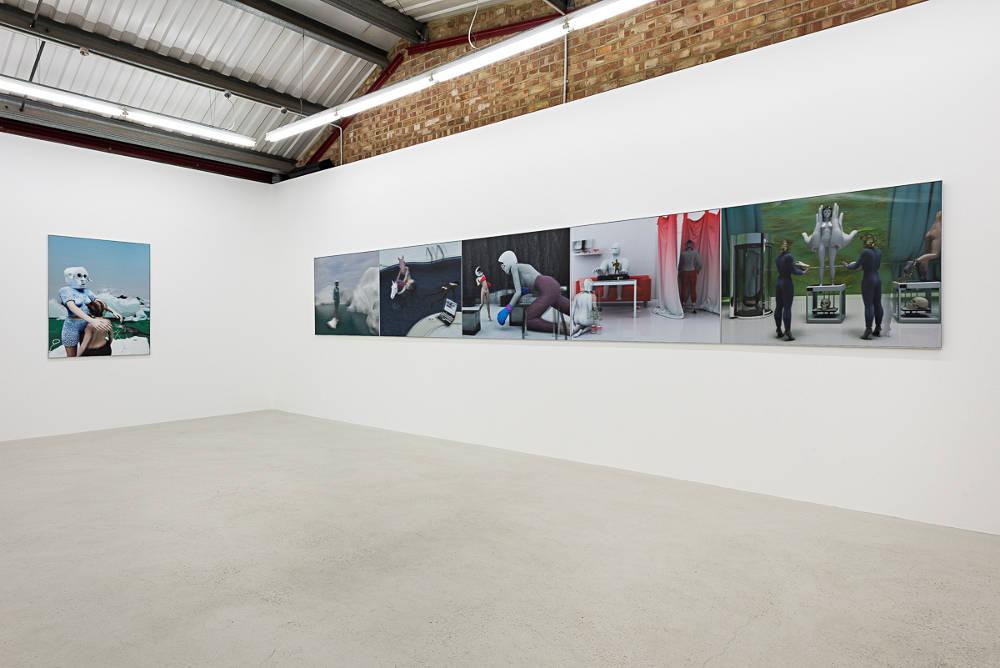 Annka Kultys Gallery Olga Fedorova 2
