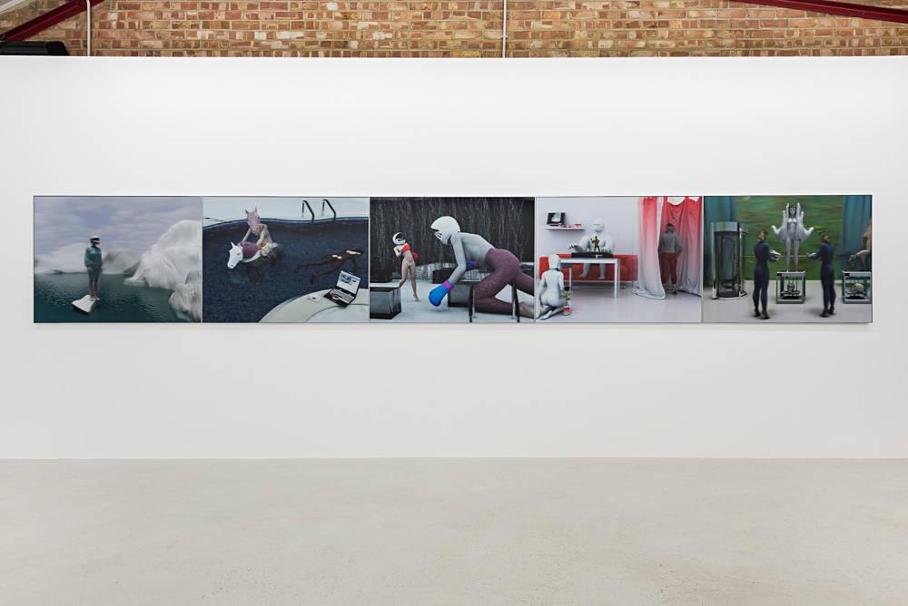 Annka Kultys Gallery Olga Fedorova 3