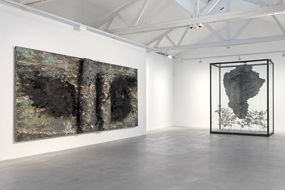 Galerie Thaddaeus Ropac Pantin Anselm Kiefer 2