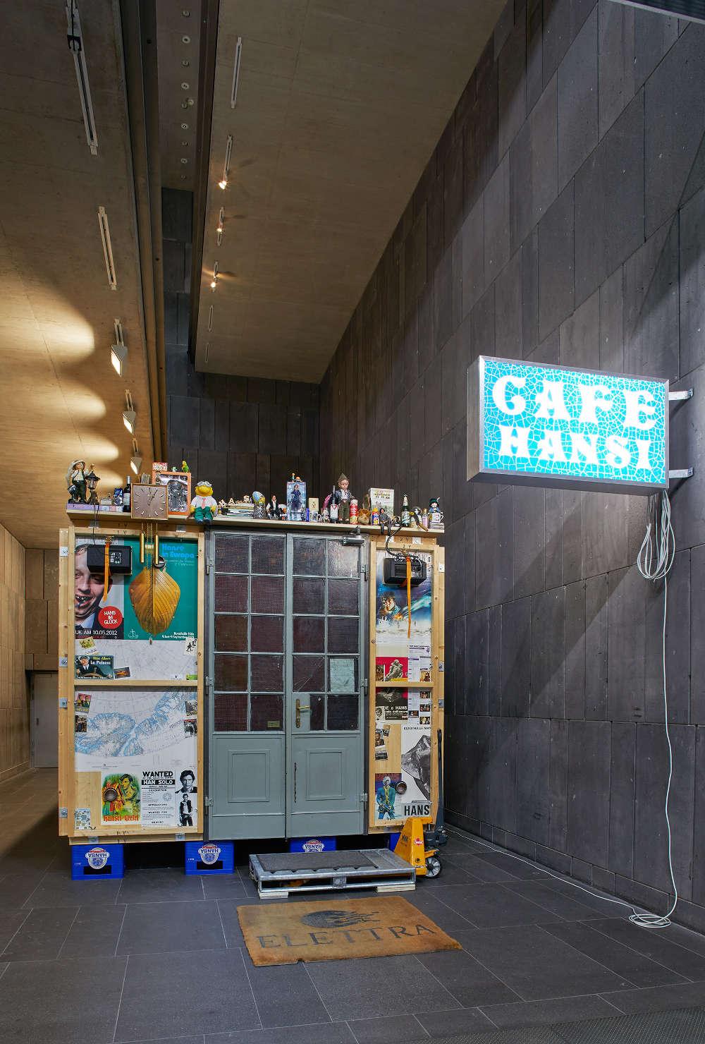 Cafe Hansi mumok