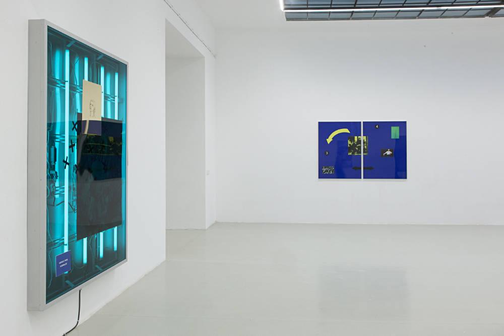 Galerie Lisa Kandlhofer Hannah Perry Simeon Barclay 3