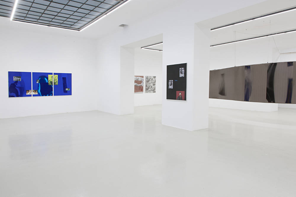 Galerie Lisa Kandlhofer Hannah Perry Simeon Barclay 4