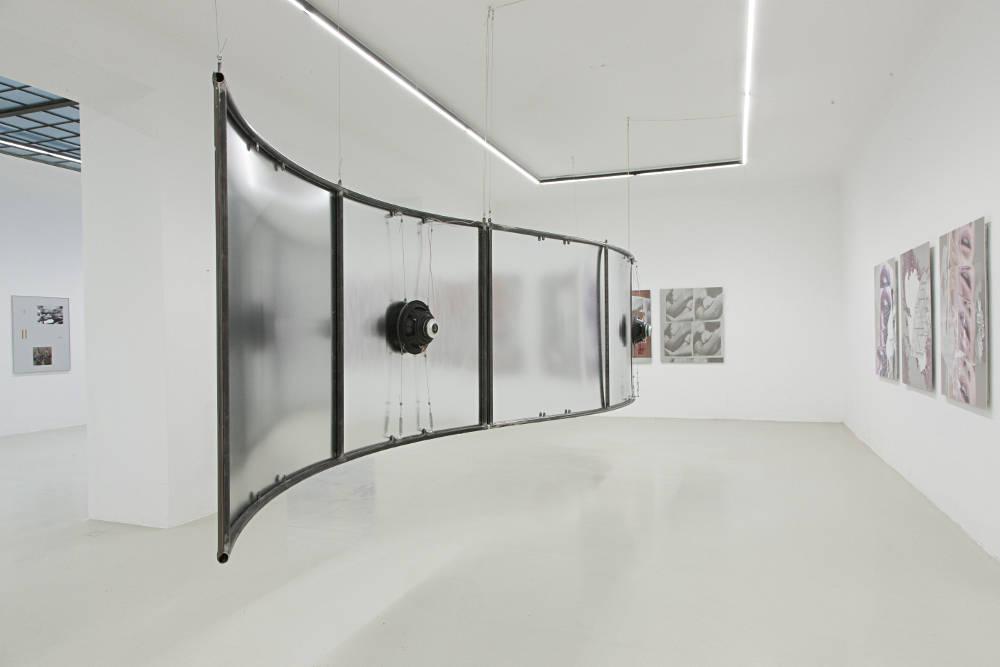 Galerie Lisa Kandlhofer Hannah Perry Simeon Barclay 6