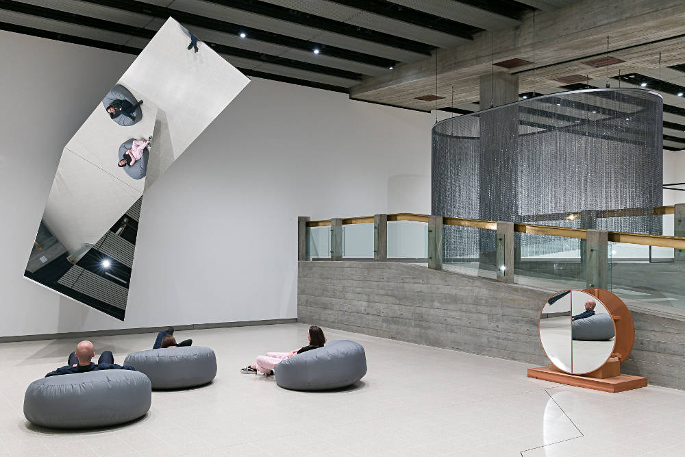 Hayward Gallery Space Shifters 3