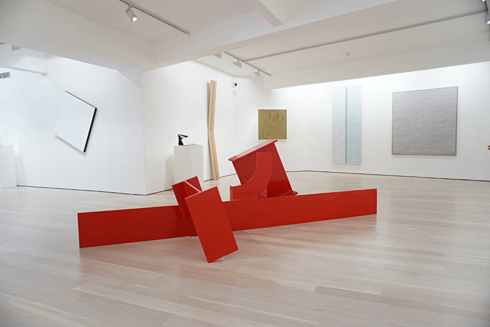 """50 Years, 50 Artists"""" at Annely Juda Fine Art"""