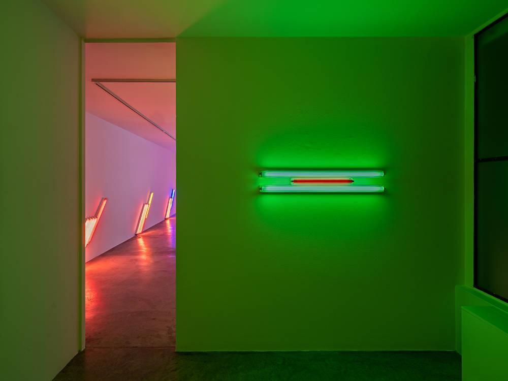 Cardi Gallery Milan Dan Flavin 7