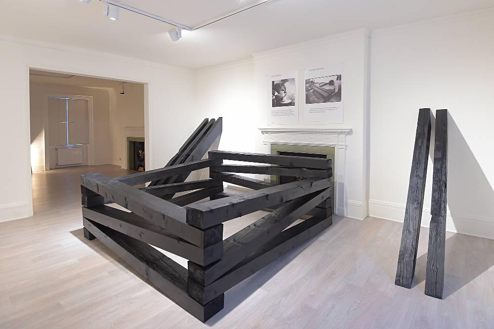 Cardi Gallery London Mono-Ha 1