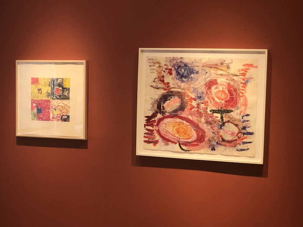 Anders Wahlstedt Contemporary American Works on Paper 3