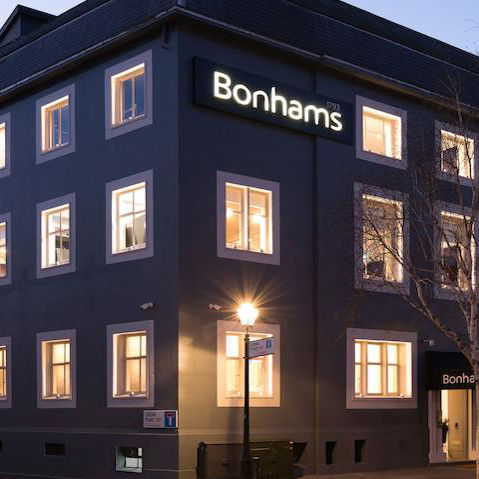 Bonhams, Knightsbridge, London  - GalleriesNow.net