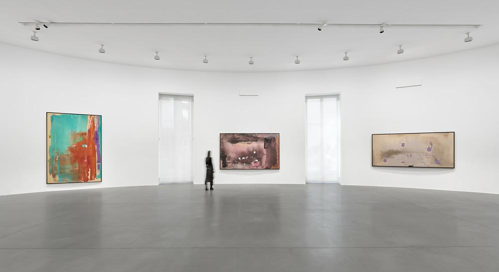 Gagosian Rome Helen Frankenthaler 2