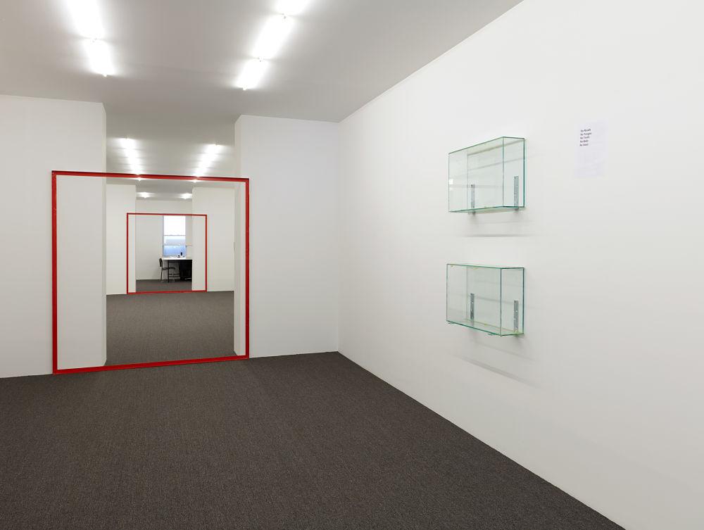 Galerie Buchholz Henrik Olesen 2