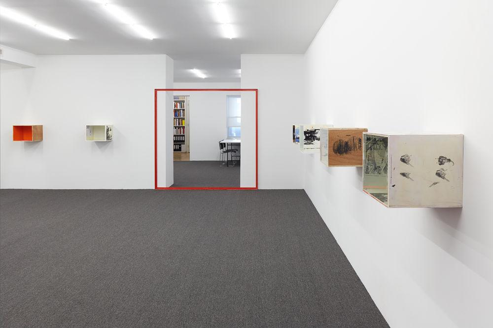 Galerie Buchholz Henrik Olesen 4