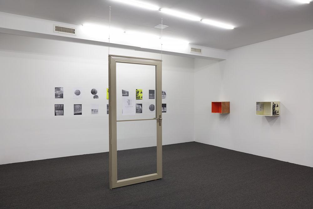 Galerie Buchholz Henrik Olesen 5