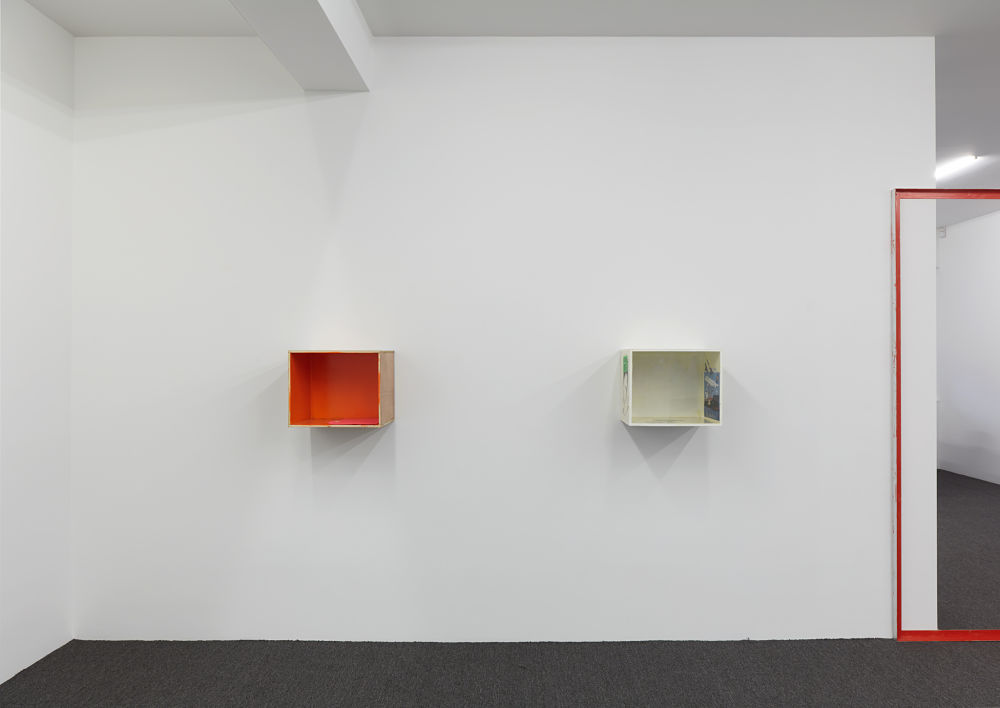 Galerie Buchholz Henrik Olesen 6