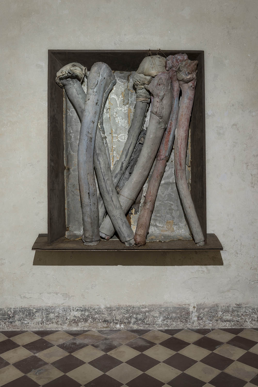 Galleria Continua San Gimignano, Berlinde De Bruyckere 2