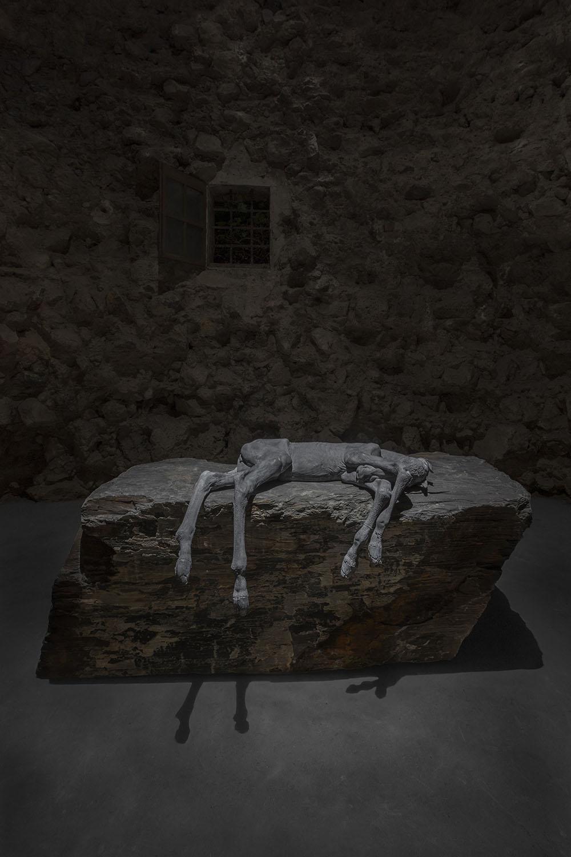 Galleria Continua San Gimignano, Berlinde De Bruyckere 4