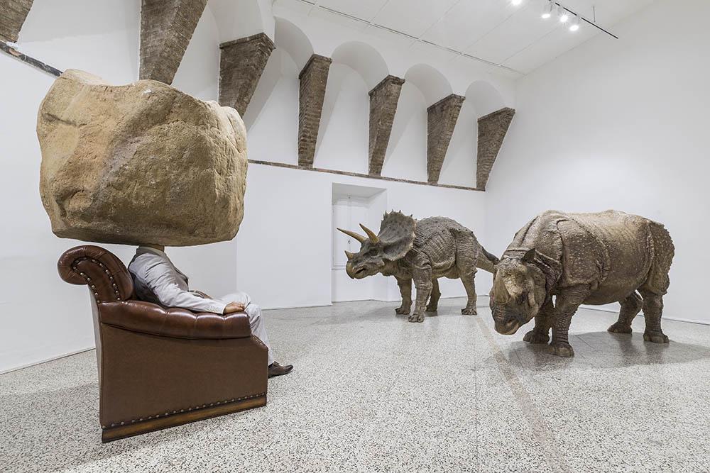 Galleria Continua San Gimignano Sun Yuan Peng Yu 3