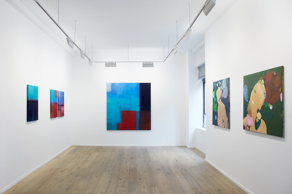 Galeria Nara Roesler New York The Woman Who Walks With Me 1