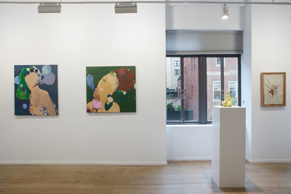 Galeria Nara Roesler New York The Woman Who Walks With Me 6