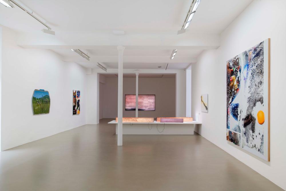 Galerie Chantal Crousel Seth Price 1
