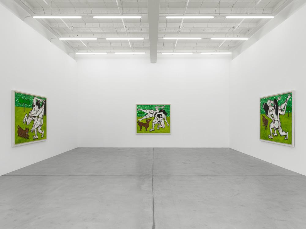 Galerie Eva Presenhuber Carroll Dunham 3