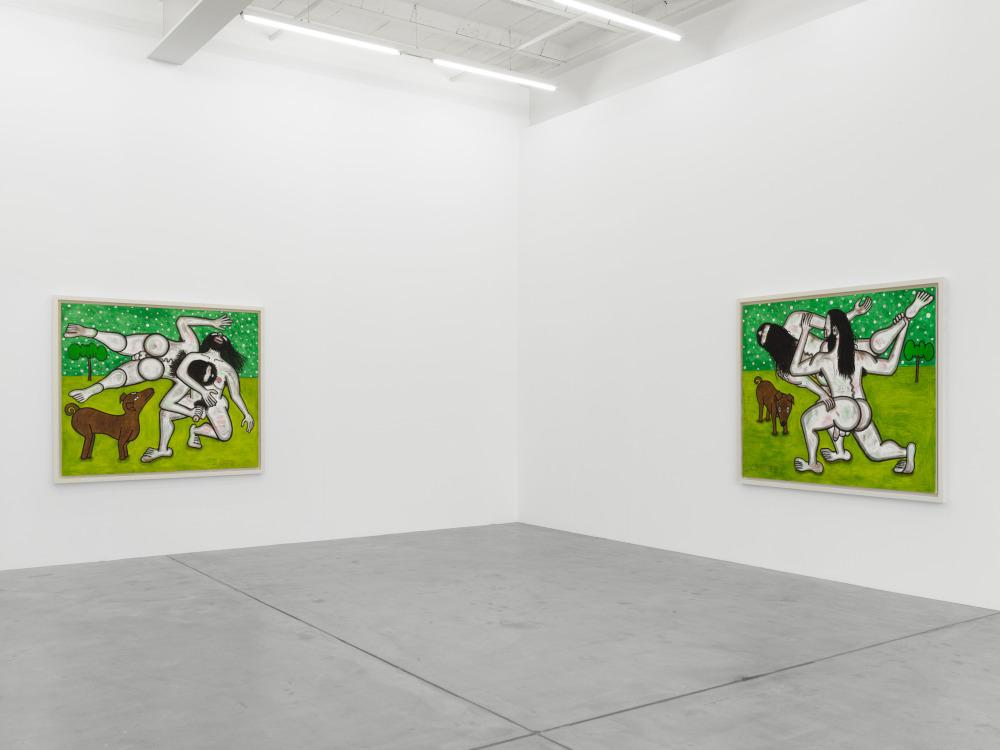 Galerie Eva Presenhuber Carroll Dunham 4