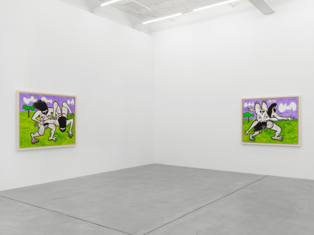 Galerie Eva Presenhuber Carroll Dunham 5