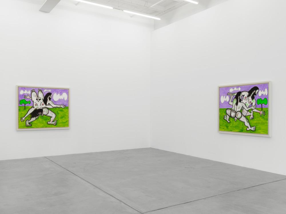 Galerie Eva Presenhuber Carroll Dunham 6