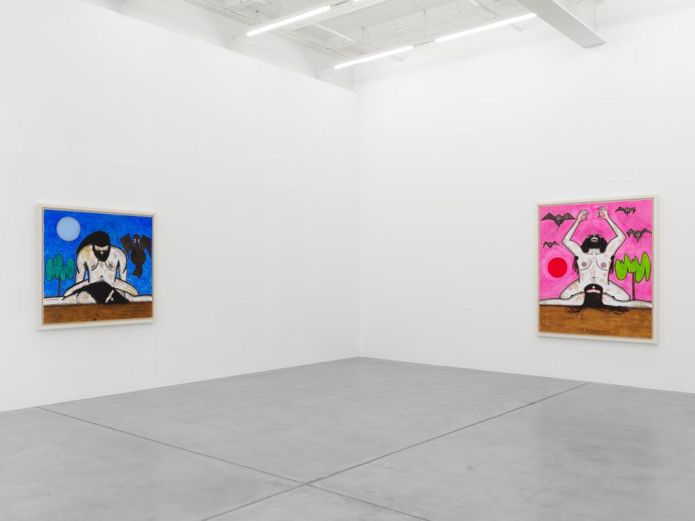Galerie Eva Presenhuber Carroll Dunham 7