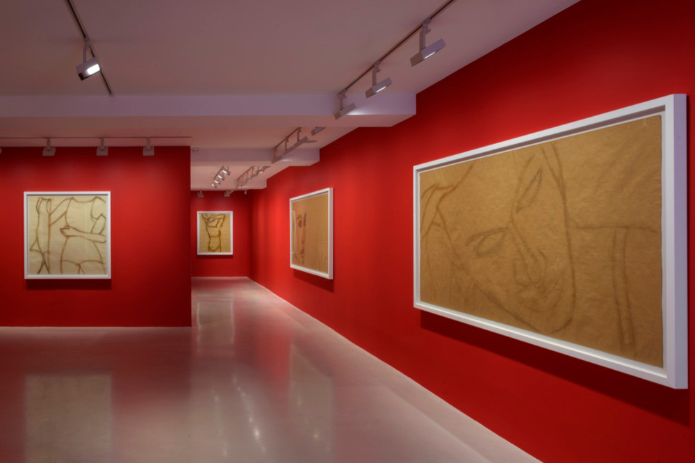 Galerie Thaddaeus Ropac Alex Katz 6